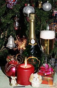Новый год - Верхний Уфалей